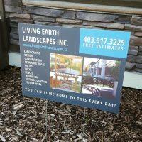 Coroplast Lawn Signs 1